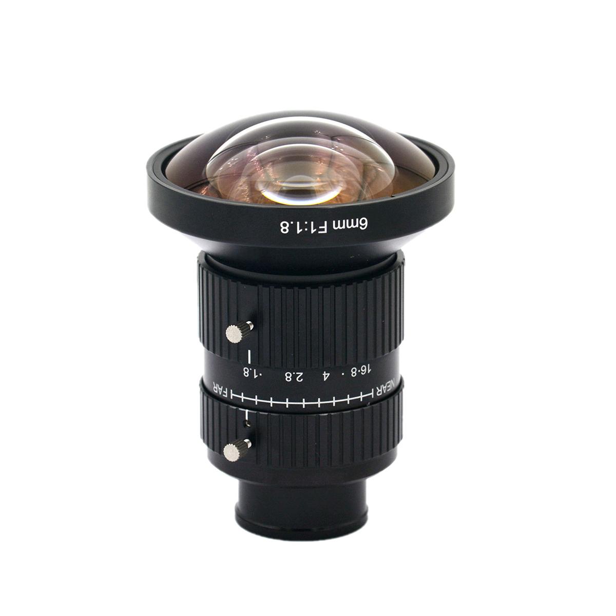 工业机器视觉相机镜头