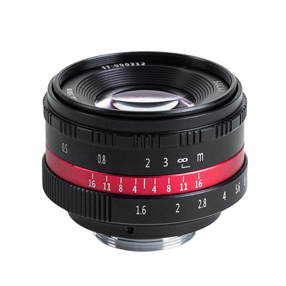 CA013C微单镜头