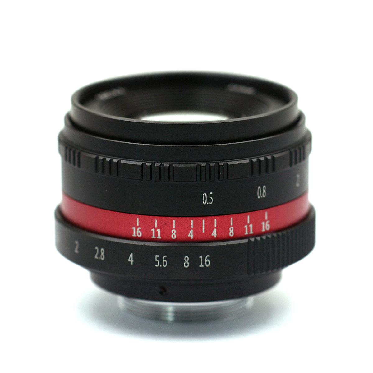 CA013D微单镜头