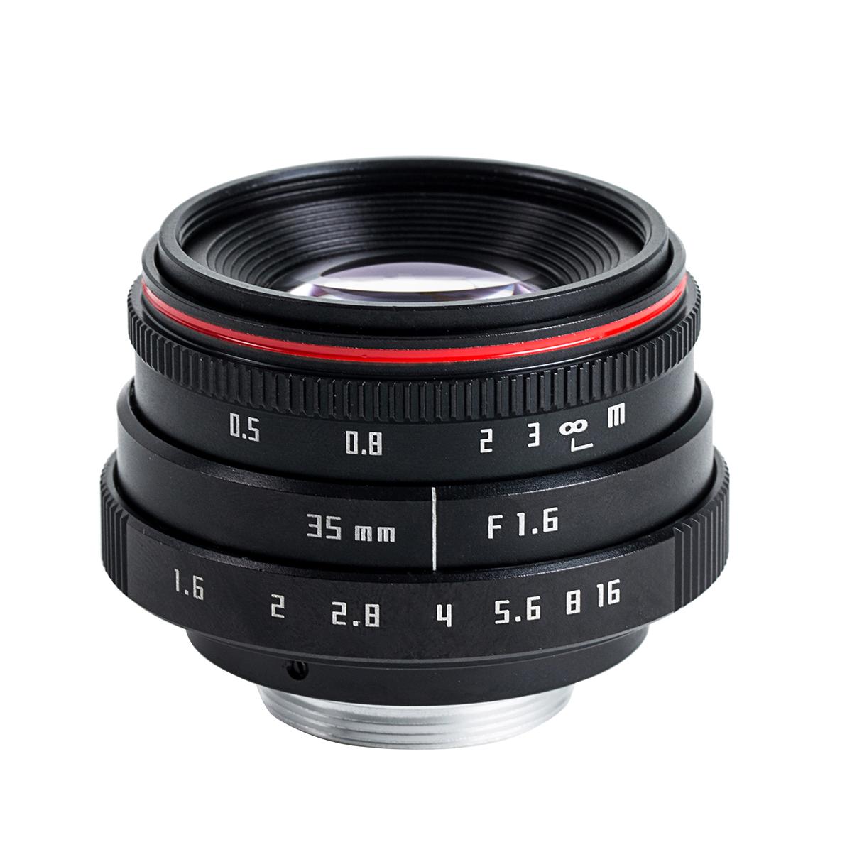 CA013F微单镜头