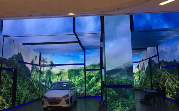 福州LED室内显示器