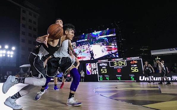 NBA 5V5