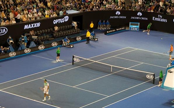 澳大利亚网球公开赛