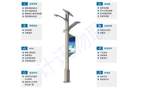 福州城市智慧路燈