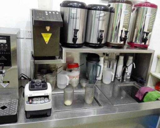 商用咖啡设备
