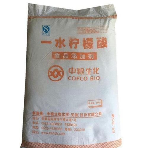 福州工业用一水柠檬酸