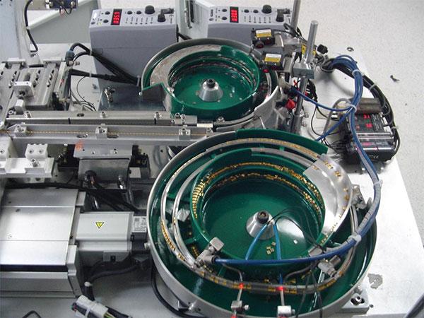 压电式震动盘