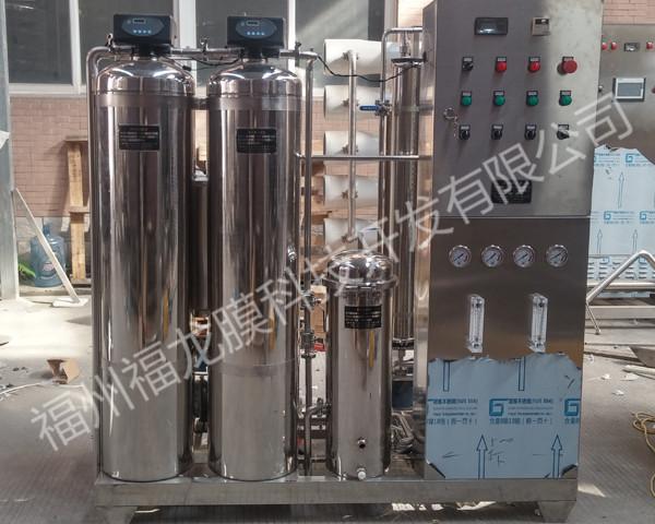 更换纯净水设备零件时要注意些什么?