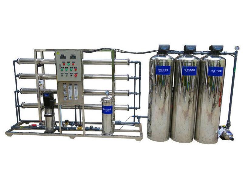桶装纯净水设备主要分为哪些部件?