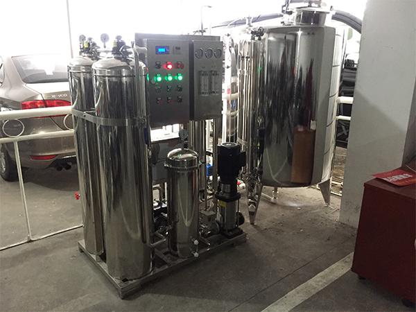海水淡化设备有哪些特点?