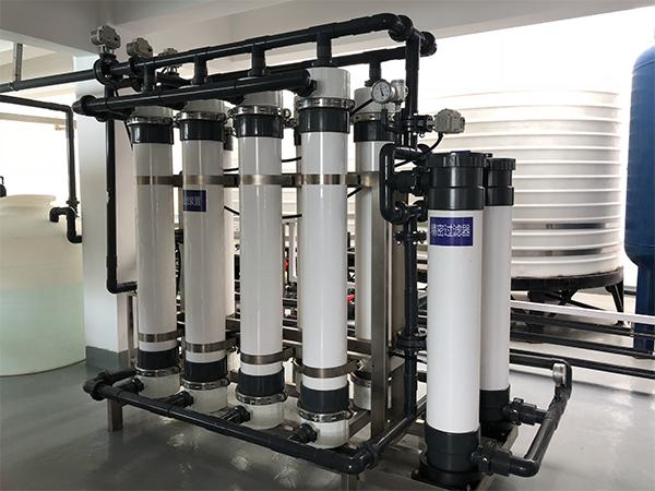 福州海水淡化设备是如何处理浓盐水的?