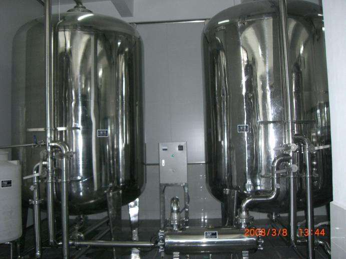工业用水净水设备