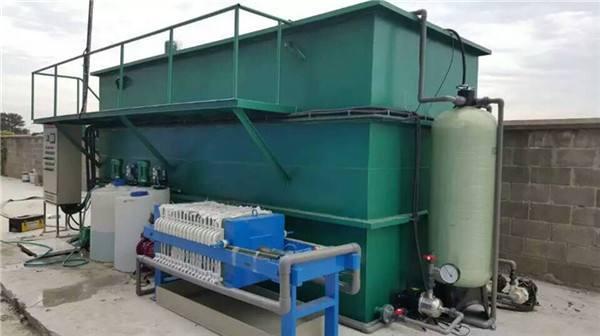 一體化工業污水處理設備