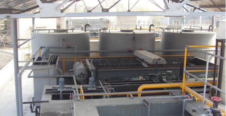 城市工业废水处理设备