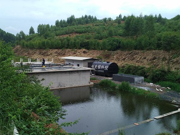 养猪场污水处理设备