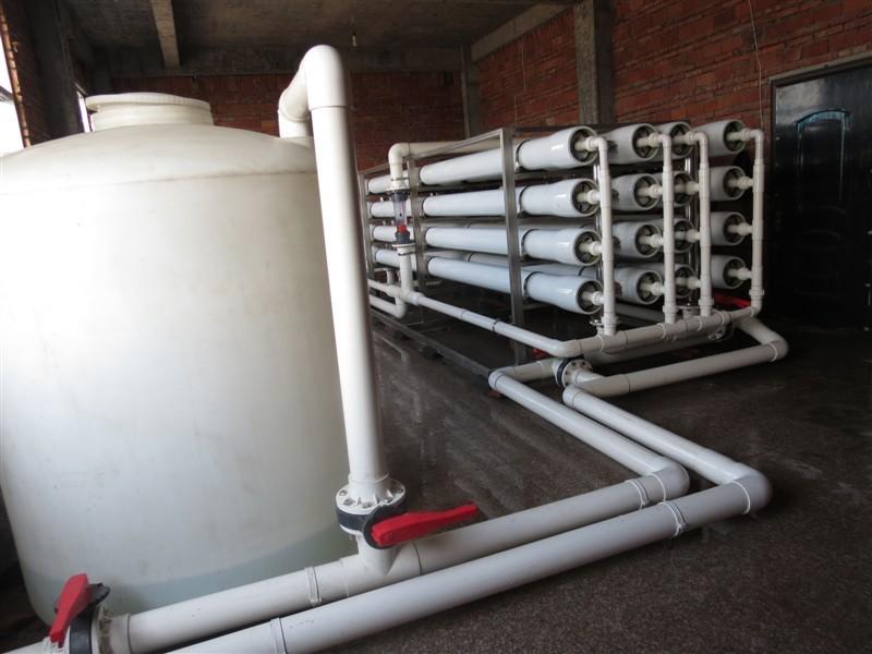 大型海水淡化設備