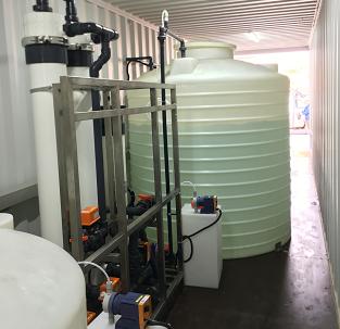 福州水處理設備需按那些特定的順序進行清洗?
