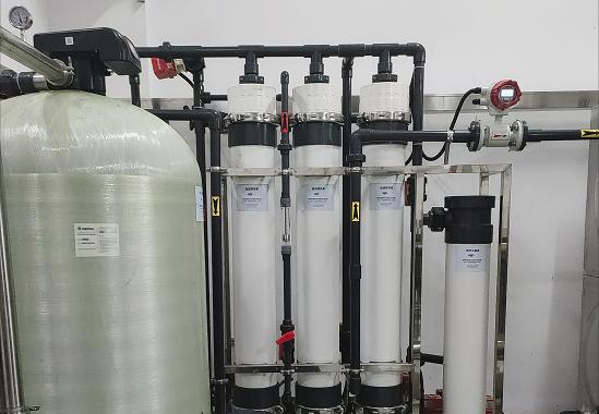 水务公司招标的两套水工程,顺利通过验收!