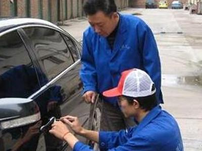 汽車開鎖公司之汽車防盜器介紹
