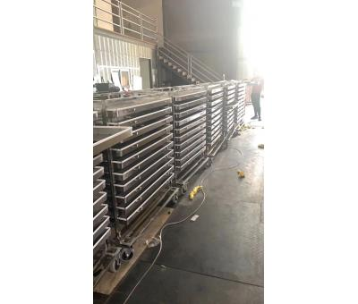 工廠不銹鋼推車
