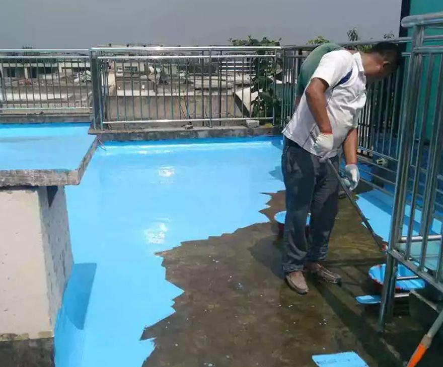 喷涂聚脲防水涂料