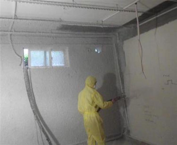 岩棉板和无机纤维喷涂用于幕墙保温的比较!