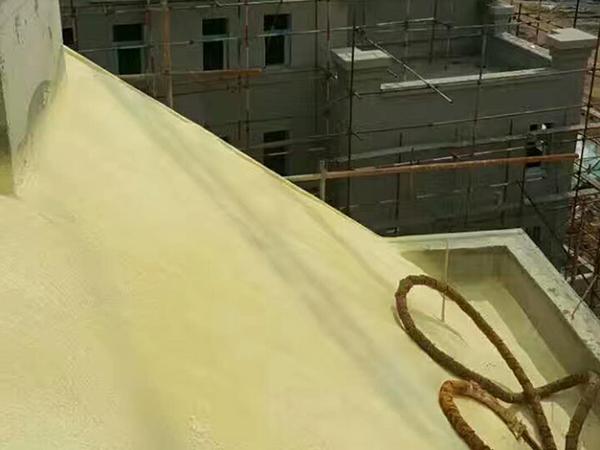 聚氨酯外墙发泡