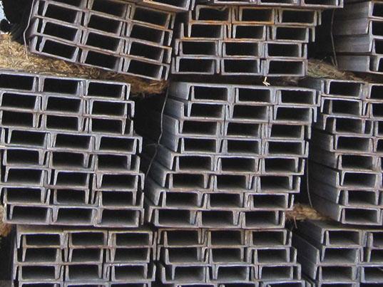 福州热轧槽钢