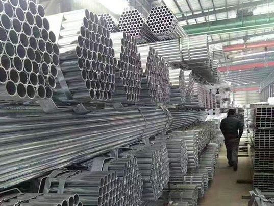 福建镀锌钢管