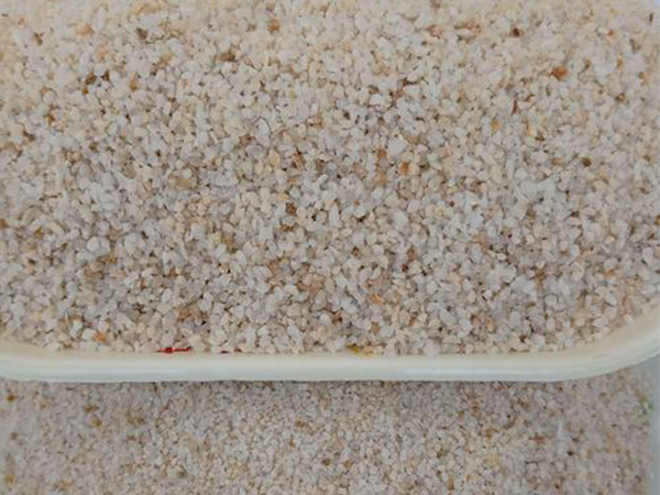 0.5-1.0mm石英砂滤料