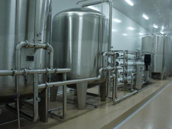 福州反渗透纯水处理设备
