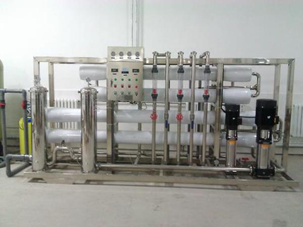 福州反渗透纯净水设备