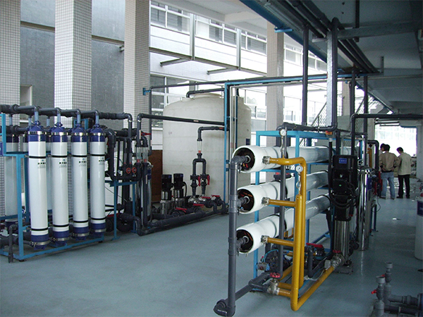 180T/H纯净水设备
