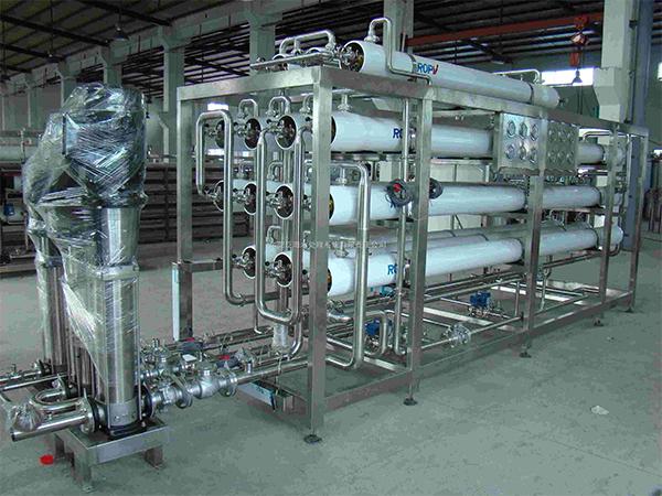酒厂净化水处理设备