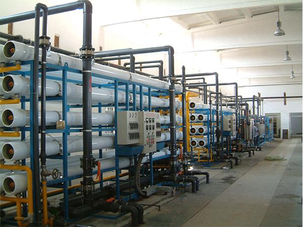 小区净化水处理设备