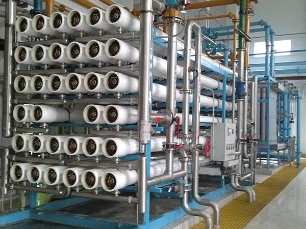 大型一体化水处理设备