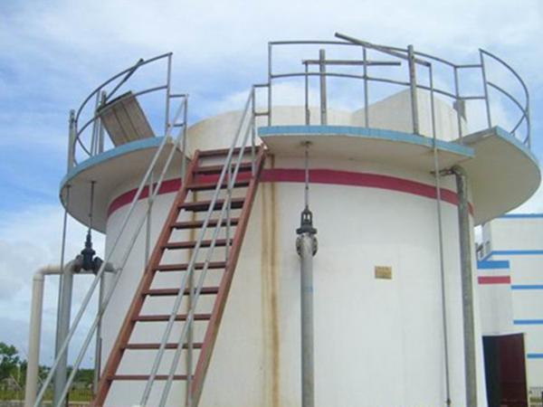 农村三园式一体化净水设备