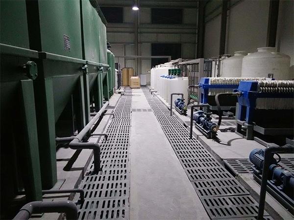 工厂污水处理系统设备