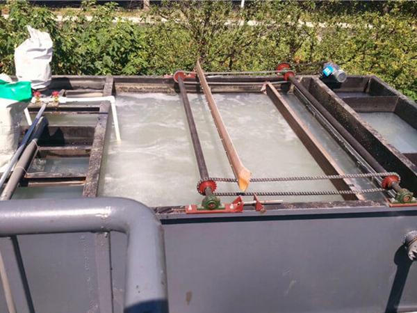 房顶污水处理设备
