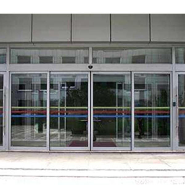 福州玻璃感应门