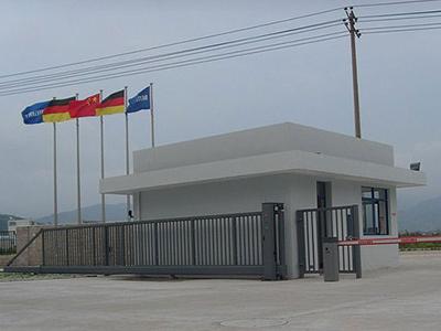 本特勒汽车系统(福州)有限公司-无轨悬浮门