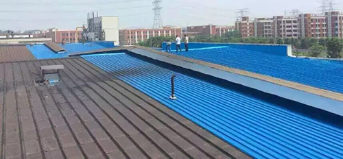 屋顶隔热瓦