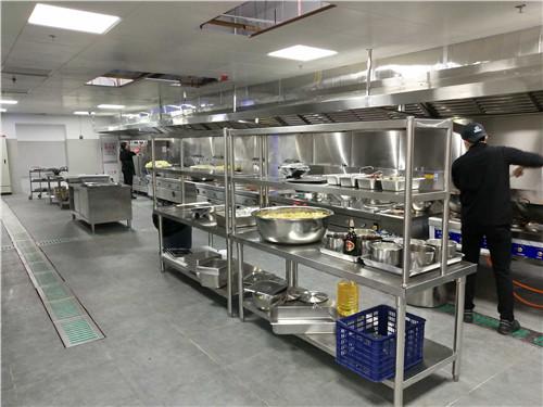 企业食堂承包和私人食堂承包有什么区别?