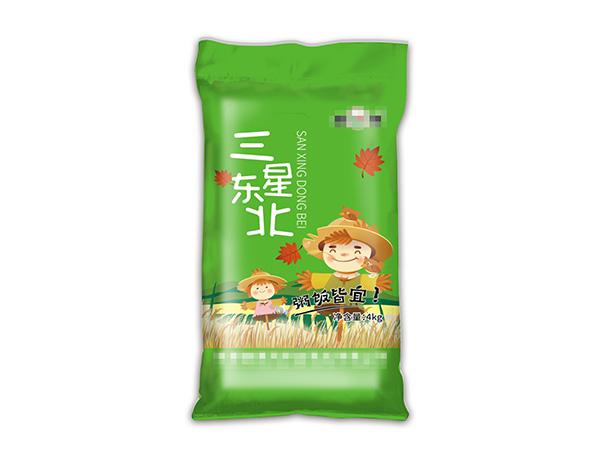 4kg米袋