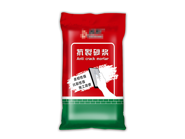 福州抗裂砂浆袋