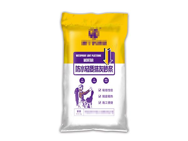 福州轻质抹灰砂浆袋
