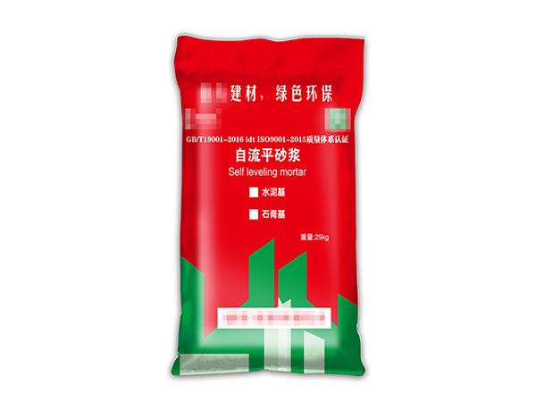 福州自流平砂浆袋