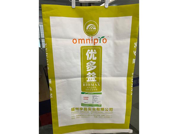 虾饲料包装袋