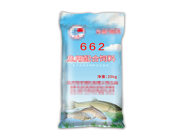 鱼用配合饲料袋