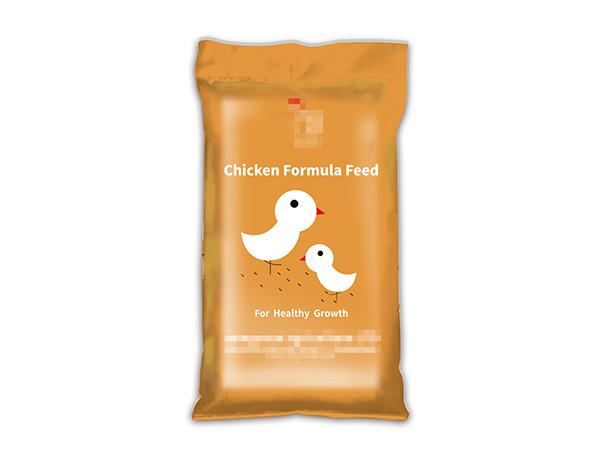 小鸡饲料包装袋